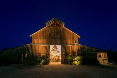 Rustic Barn Ranch Wedding. Santa Margarita Ranch. Allyson Magda Photography