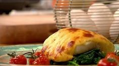 James Tanner cooks up a Good Friday treat in the kitchen on today's show - with smoked haddock rarebit James Tanner, Lorraine Recipes, Seafood, Treats, Smoke, Chicken, Baking, Ethnic Recipes, Sea Food