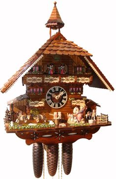 Herr Herr's Cuckoo Clock Shop