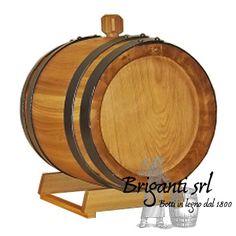 2169 - Caratello da 20 litri per vino cotto e vin santo