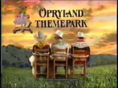1996 Opryland Theme Park commercial