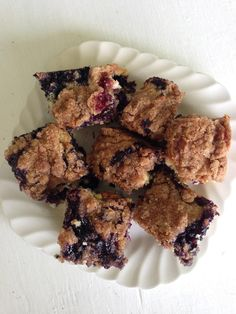 Check out this #recipe for Blueberry Crumb Cake!