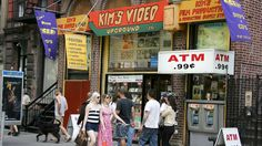 Kim's Video, once a chain of four stores in the East and West Village, has closed. Its creative habitués and former employees remember it fondly. West Village, Ny Times, Videos, Nyc, Fb Share, Current Events, Death, Walls, Articles
