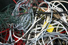 tangled cable - Google Search