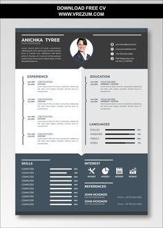 Professional Resume Writing Service, Resume Writing Services, Resume Template Free, Free Resume, Company Profile Design, Curriculum Vitae Template, Cv Design, Clinique, Resume Examples