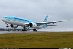 Korean Air Cargo  Boeing 777-F5B  (airliners.net)