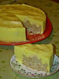 Cristina's world: Tort fantezie cu aroma de caise - dukan Ducan Diet Recipes, Dukan Diet, Homemade Cakes, Chia Seeds, Deserts, Pudding, Cheese, Food, Pies