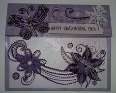 Purple Graduation Card 2 by oktaviarahayu