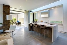 World of architecture: Contemporary Higham Road Home in Melbourne, Australia | #worldofarchi #architecture #modern #house #home #contemporary #kitchen