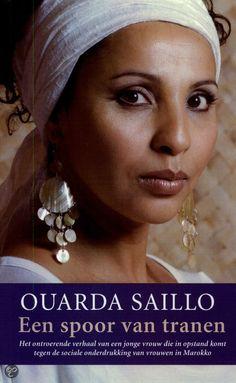 Ouarda Saillo, Een spoor van tranen