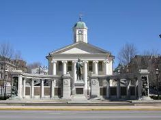 Bellefonte PA courthouse