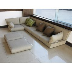 Sofa Tables Ragan Meadow Sectional Replacement Cushion