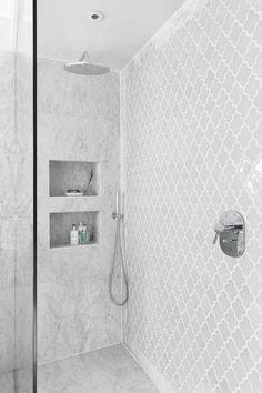 Bathroom Shower Tile Remodel Cubbies New Ideas Bad Inspiration, Bathroom Inspiration, Bathroom Ideas, Bathroom Showers, Bathtub Ideas, Bathroom Vanities, Sinks, Bathroom Vanity Makeover, Bathroom Cabinets