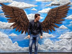 Echoes of #Dominion in London's Soho.. You ready for Ep2 America?!! 45 minutes