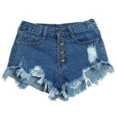 Women's Denim Jean Shorts – All Things Lovely Shop