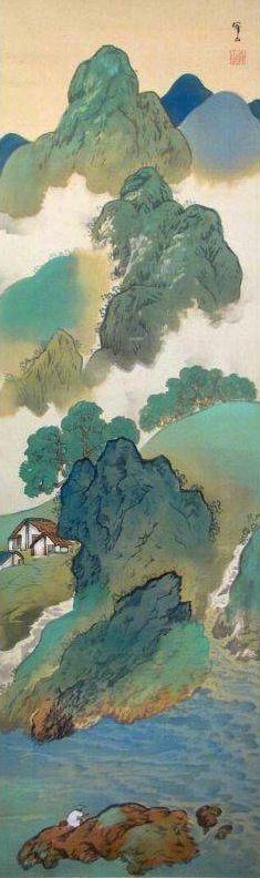 三木翠山 Miki Suizan  (1887-1957)