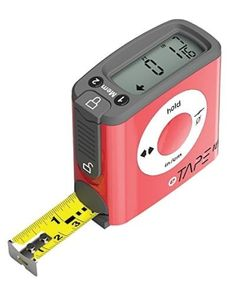 Digital Tape Measure. Men tools. Fathers Day gifts. Suitable for grandpa and dad who has everything.
