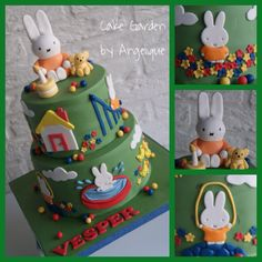 Miffy cake                                                                                                                                                                                 More