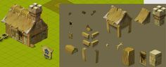 wakfu MMO: house by Sevpoolay on DeviantArt