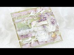 Card Series 109 - Violet Easter Greetings - YouTube