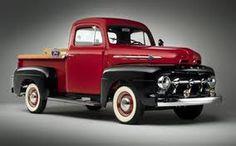 1952 Ford F1 1/2-Ton Pickup Truck