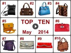 TOP 10 Amazing Deals on Handbags (May 2014). Learn more --> https://www.facebook.com/AmazingDailyDealsSite