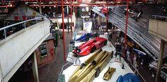 UK National Motor Museum, Beaulieu