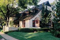 homes in dallas tx | Architect Charles S. Dilbeck Designed Home in University Park ...