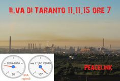 TARAStv: TARANTO. IL CIELO DELLA VERGOGNA
