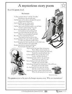 Worksheets Activities Poems A Mysterious Story Pronouns Gs Penguin Readers Instant Lessons Book Technical Art History Painters Supports and Studio. 3 Worksheets Activities Poems A Mysterious Story Pronouns Gs Penguin Readers Instant Lessons . 2nd Grade Reading Worksheets, Third Grade Writing, 3rd Grade Reading, Writing Worksheets, Number Worksheets, Free Worksheets, Alphabet Worksheets, Writing Activities, Second Grade
