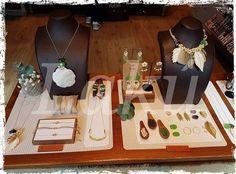 Nuevas cositas en nuestros escaparates!!! www.lakuweb.com #lakú #escaparate #jewel #jewelry #bracalet #diy #hazlotumisma #followforfollow
