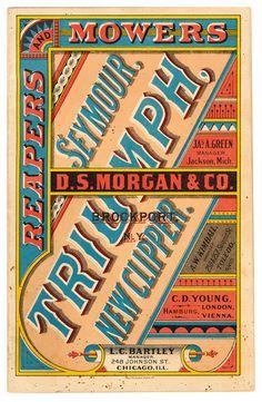 D. S. Morgan & Company, Victorian Gaslight Style.
