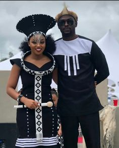 Traditional Dresses: South African 2019 stylish By Diyanu Zulu Traditional Attire, South African Traditional Dresses, Traditional Wedding Attire, Traditional Outfits, Traditional Weddings, South African Fashion, Latest African Fashion Dresses, African Print Dresses, African Print Fashion