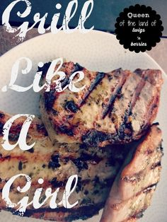 BBQ grilling tips and recipes / www.queenofthelandoftwigsnberries.com