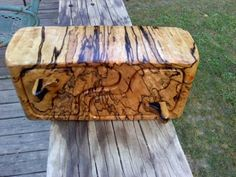 Amazing wood for bandsaw box