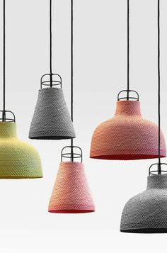 Pendant #lamp SARN by Specimen Editions | design Decha Archjananun, Thinkk Studio: