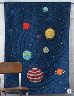 badass space quilt