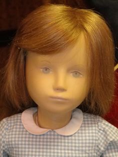 Studio Sasha doll created by Swiss doll-maker Sasha Morgenthaler.