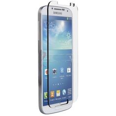 zNitro - Screen Protector for Samsung Galaxy S4 - Clear, IVB23660