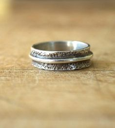 Gorgeous handmade sterling ring!