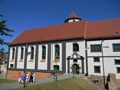 Koło domu: Zamek w Kożuchowie