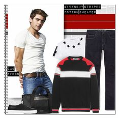 """""""GIVENCHY:Zac Efron"""" by alves-nogueira ❤ liked on Polyvore featuring Givenchy, Mulberry, Canali, women's clothing, women's fashion, women, female, woman, misses and juniors"""