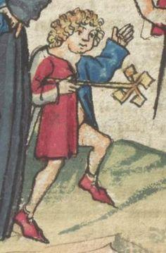 Ms. germ. qu. 12 - Die sieben weisen Meister SchreiberHans <Dirmstein> ErschienenFrankfurt, 1471 Folio 119v