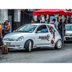 Ford Ka, en Mérida