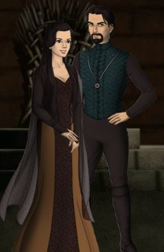 Charlus Black (1815) is the only son of Malachai and Hadriana, the brother of Hesper. He was engaged to Palma Nott. They were both sorted into Slytherin at Hogwarts.
