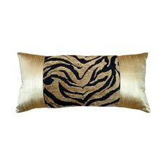 Pillow Decor Manipura Tiger Decorative Pillow (NO TASSELS) ($119) ❤ liked on Polyvore featuring home, home decor, throw pillows, tassels home decor, tiger home decor, animal throw pillows, black throw pillows and tassel throw pillow