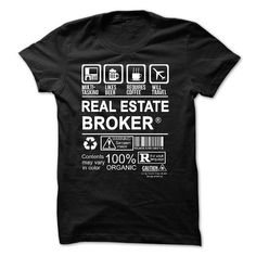 PROUD BEING A REAL ESTATE BROKER T Shirts, Hoodie. Shopping Online Now ==►…
