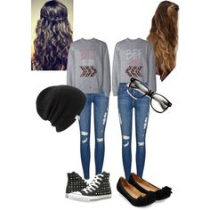 A fashion look featuring Frame Denim jeans, Converse sneakers and Coal hats. Browse and shop related looks.