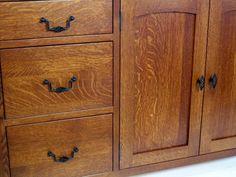 Quarter Sawn Oak Kitchen Cabinets | Oak Kitchen Cabinets ...