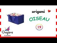 Origami Facile - Origami Boite ♥ - YouTube